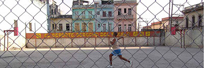 Sports as a right of the people in Havana 2006